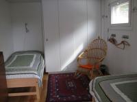 Schlafzimmer, zwei Einzelbetten. Bedroom w/two single beds. - Bild 5: Ferienwohnung Unterseeblick