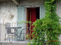 lädt ein zum Sonnen und Plaudern - Bild 11: Ferienwohnung I im Cá Árbul (Valle Cannobina in Italien/Lago Maggiore)