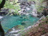 Hier können Sie baden - und niemand wird Sie dabei stören - Bild 20: Ferienwohnung I im Cá Árbul (Valle Cannobina in Italien/Lago Maggiore)