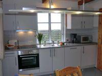 Neu moderne Einbauküche - Bild 2: Nordseeferienhaushälften Möwe mit Hund, W-Lan