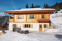 Bild 2: Panorama Ferienhaus Harrys Hütte in TIROL