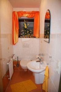 Modernes, separates WC - Bild 8: Ferienidylle Eder 5 Sterne DTV / Bayerischer Wald