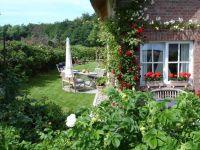 und überall die Rosen... - Bild 14: 5-Sterne Landhaus unter Reet - 125m/2 + 85 m/2 Fitness-/Wellnessbereich