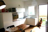 sehr gut eingerichtete Küche - Bild 8: Ferienhaus Regina mit eingezäunten Garten und Seeblick