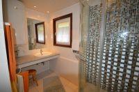 Das Badezimmer mit Dusche - Bild 8: Bungalow 1 Familie Eberl Kärnten