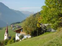 Bild 2: Ausblick Lienzer Dolomiten - Ferienwohnung