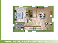 Bild 11: Ferienhaus LAURA in Malcesine in einem 2500 m² großen Olivenhain