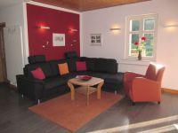 Bild 2: Ferienwohnung Nr. 1 im Forsthaus Boberow