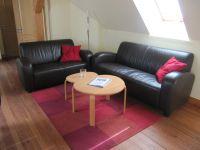 Bild 2: Ferienwohnung Nr. 2 im Forsthaus Boberow