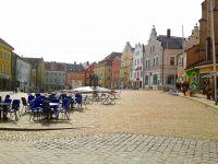 Marktplatz - Bild 38: Ferienhaus Degenhardt im Bayerischen Wald - Im Urlaub und doch zu Hause