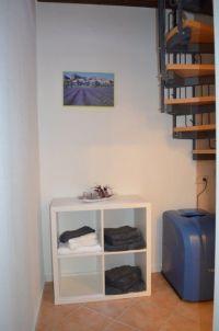 Die helle Diele im Souterrain - Bild 11: Ferienhaus Eifelröschen - wenn Sie das Besondere lieben