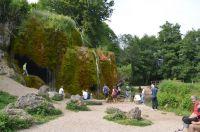 Der Wasserfall Dreimühlen ist im Sommer wie im Winter ein Besuchermagnet. - Bild 17: Ferienhaus Eifelröschen - wenn Sie das Besondere lieben