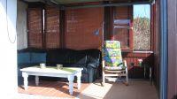 Der Wintergarten ist direkt an die Terrasse angeschlossen und bietet bei jedem Wetter eine tolle zusätzliche Sitzgelegenheit. Natürlich auch mit Blick auf das Meer. - Bild 5: Ostsee bei Grömitz, Lübecker Bucht, Meersicht, Hunde willkommen