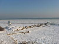 Hier ist es das ganze Jahr schön! In den Wintermonaten sehen Sie doch schonmal hier und da einen Menschen. Ruhe und Entspannung pur!Für Hundebesitzer perfekt. - Bild 14: Top-Ferienhaus Ostsee Meersicht Hunde Nahe Grömitz