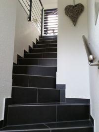 """Treppe zur 2. Etage - Bild 8: Ferienwohnung """"AussichtsReich"""" - Maisonette für 2-3 Personen und Hund"""