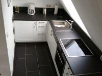 """Moderne Einbauküche mit allem Komfort - Bild 5: Ferienwohnung """"AussichtsReich"""" - Maisonette für 2-3 Personen und Hund"""