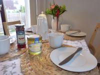 Gut gestärkt in den neuen Tag starten - Bild 5: Ferienhaus im Oderbruch - 2 Schlafzimmer - WLAN - Garten mit Grill