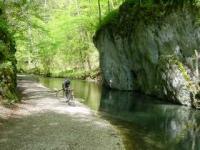 Wanderung durchs Glastal und anschließend zur Friedrichshöhle in Wimsen (einzig mit dem Kahn befahrene Schauhöhle Deuschlands). - Bild 14: Ferienunterkunft für 2 Personen, mittlere Schwäbische Alb, ländlich.