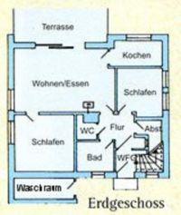 Bild 11: Ferienwohnung Jan 1 / EG Fewo im Ferienhaus Sankt Peter-Ording Kurteil Bad