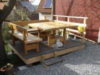 """Bild 5: Ferienhaus - Camping Pod 1 """"Apfelhäusle"""" auf dem Burgstallhof"""