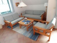 Bild 2: Ferienwohnung Jan 2 / OG Fewo im Ferienhaus Sankt Peter-Ording Kurteil Bad