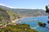 Bild 8: Kampanien, Cilento - Ferienhaus mit Pool + Meerblick bei Castellabate