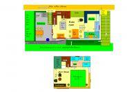 unter Etage oben im Bild - Bild 5: Sonnig und ruhig gelegenes Ferienhaus in Orasso (Cannobiner Tal)
