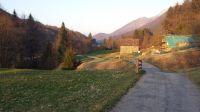 Außer zu Fuß oder per Kleinbahn ist auch das Radwandern im Vigezzotal sicher sehr reizvoll - Bild 23: Sonnig und ruhig gelegenes Ferienhaus in Orasso (Cannobiner Tal)