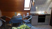 """Kleiner Küchenbereich mit Essplatz - Bild 5: Ferienwohnung """"Bakelberg"""" im Ostseebad Ahrenshoop"""