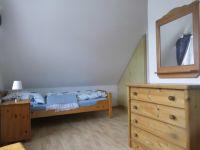 Zwei Einzelbetten - Bild 14: Ferienhaus Ramona 2-6 Pers.Urlaub mir Hund,Nessmersiel -Nordseeküste