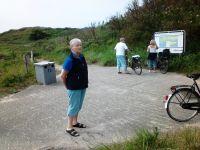auf gepflasterten Wanderwegen lassen sich schöne Radtouren machen - Bild 11: Wohnung Wittdün Leuchtturm-Restaurant Norderney