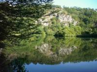 Der Nahestausee in landschaftlich reizvoller Lage zwischen Hammerstein und Idar-Oberstein. - Bild 14: Ferienhaus RITTER im oberen Nahetal