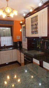 komplett ausgestattete Küche - Bild 2: ReetdachFerienhaus Strandperle