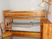 mit Etagenbett - auch für Erwachsene geeignet - - Bild 14: Ferienwohnung Fam. Müller - mit wunderschönem See- und Alpenblick -