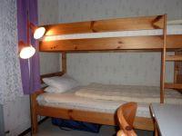 mit Etagenbett - auch für Erwachsene geeignet - Bild 8: Ferienwohnung Fam. Grabsch - mit wunderschönem See- und Alpenblick -