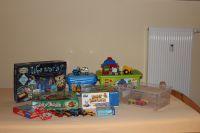 Für die kleinen Feriengäste steht auch Spielzeug zur Verfügung (Bücher sind auch vorhanden) - Bild 11: Ferienwohnung auf der Sonneninsel Usedom (Dreikaiserbad Bansin)