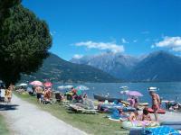 Domaso Strand nur 200mt. Weit - Bild 23: Lakeside Holiday Resort Anlage mit Pool fuer 6 Personen